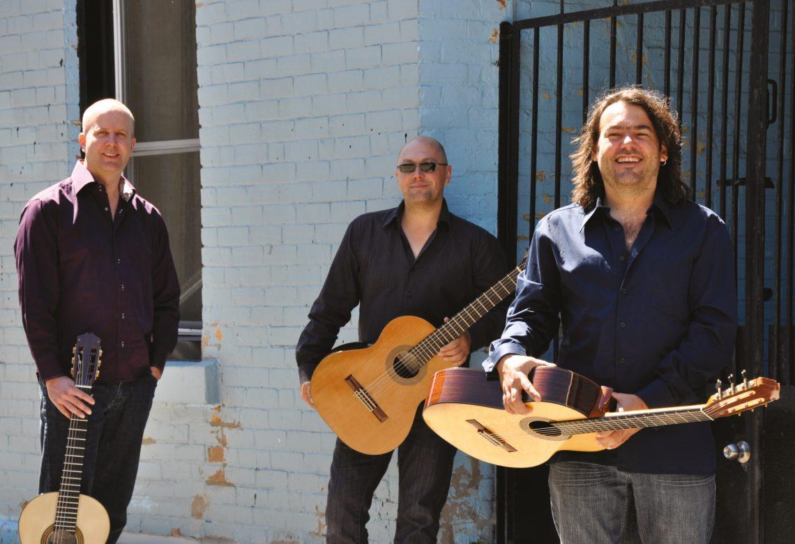 Montreal Guitar Trio (MG3)