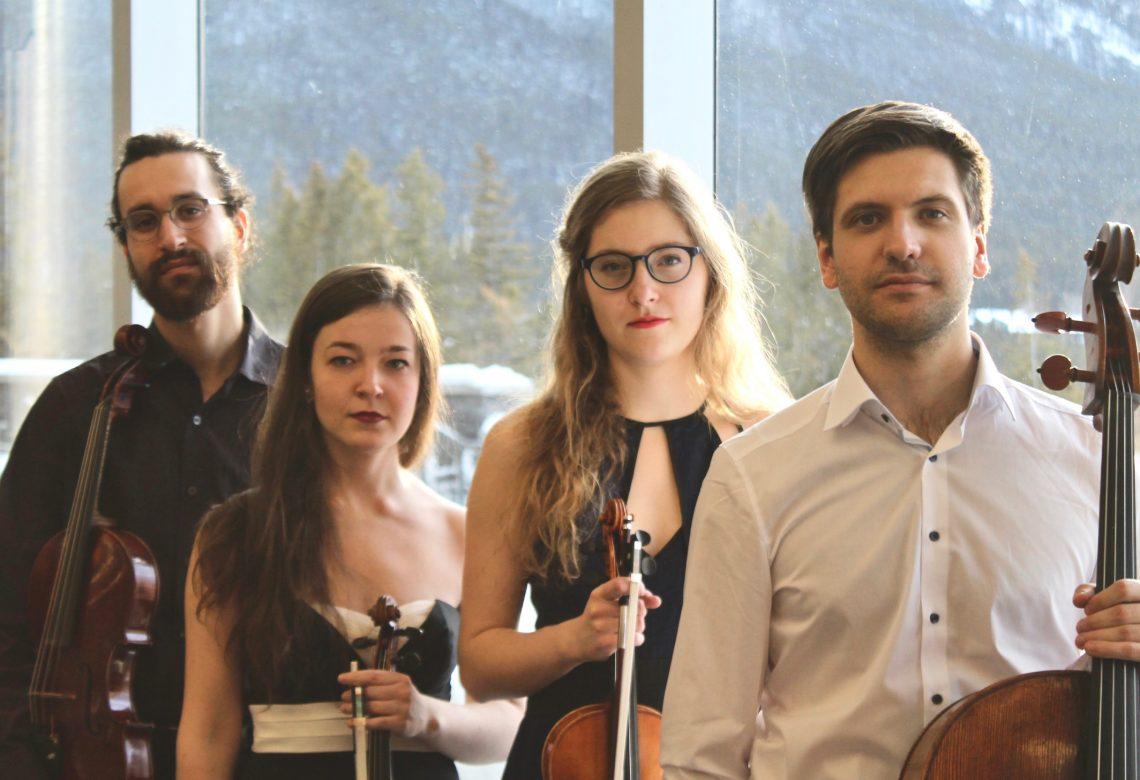 Quatuor à cordes Andara