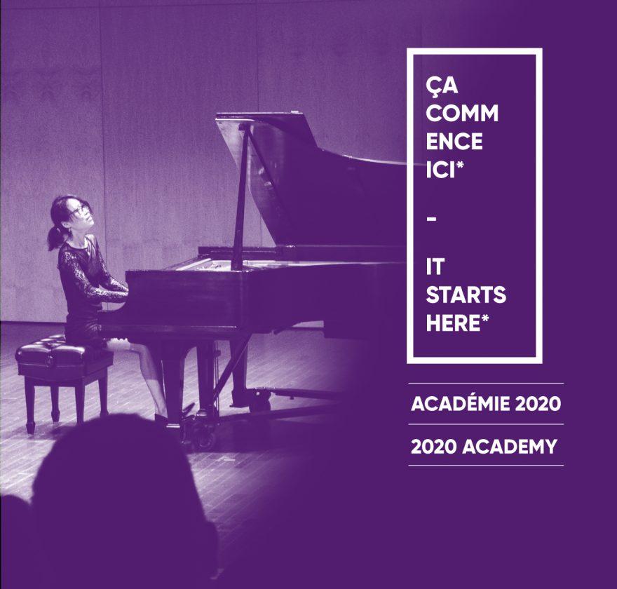 Academie 2020