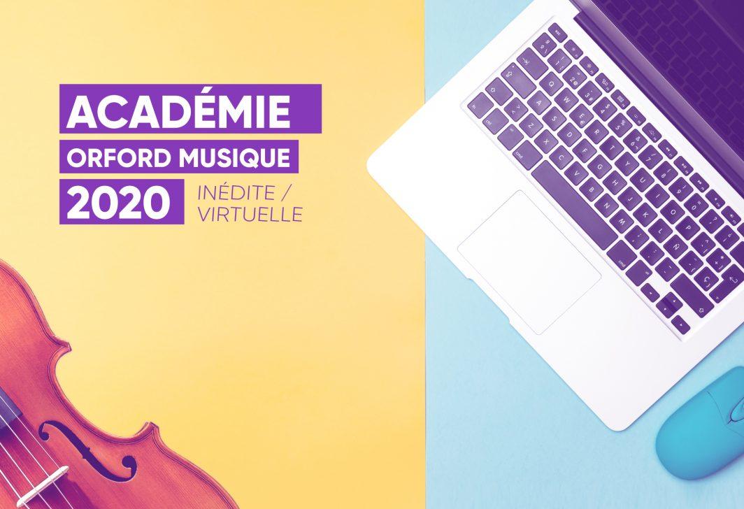 Académie 2020 - Inédite et virtuelle