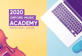 2020 Orford Music Academy - Brand new & Online