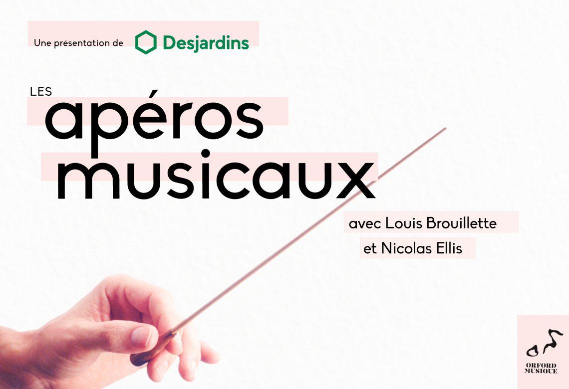 Apéros Musicaux - chef d'orchestre