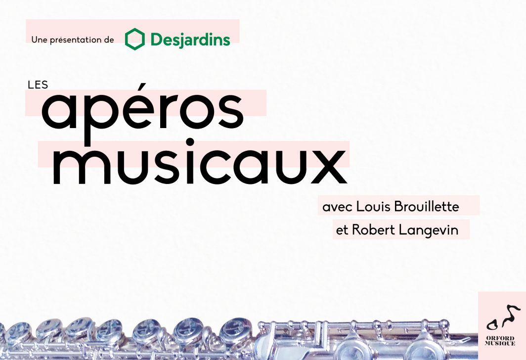 Apéros Musicaux - Robert Langevin