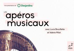 Apéros Musicaux - Valérie Milot