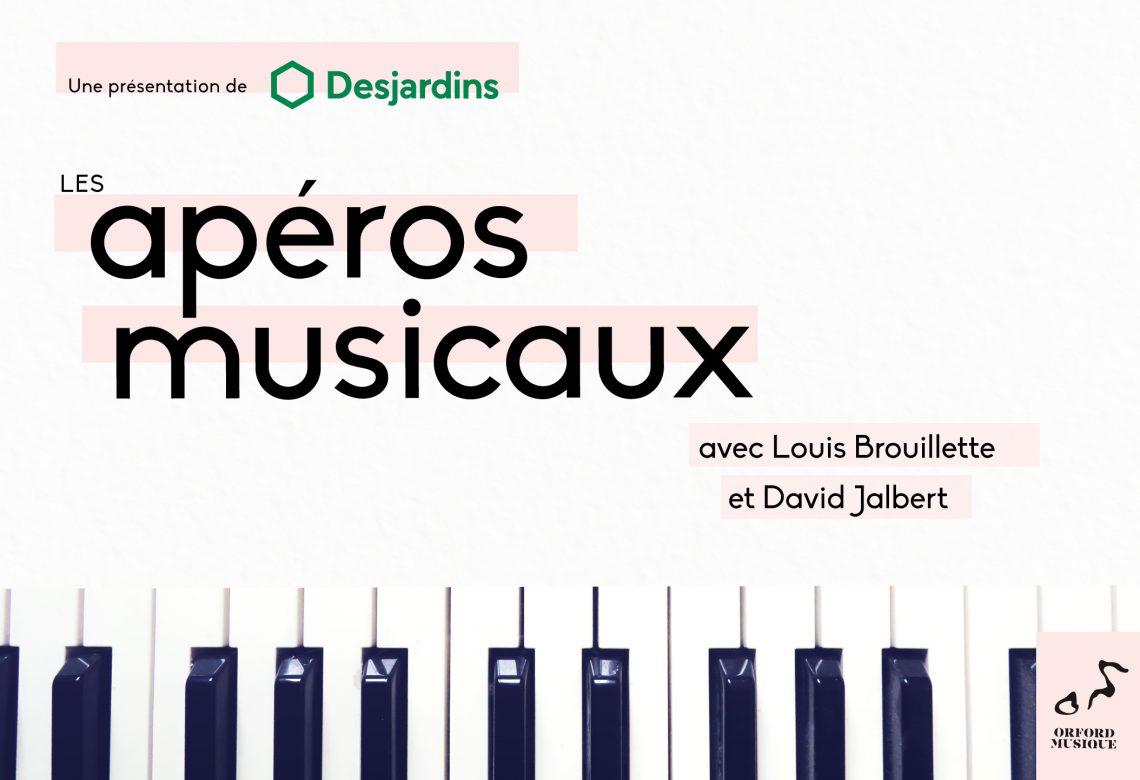 Apéros Musicaux - David Jalbert
