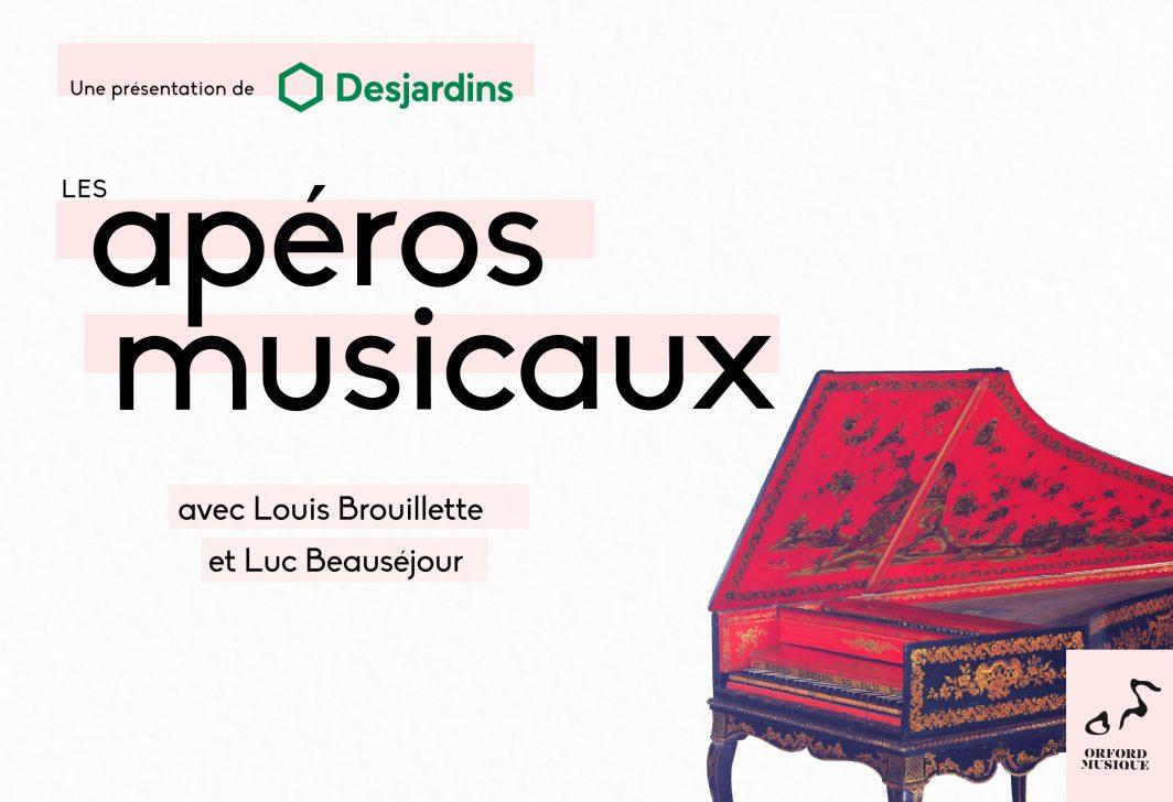Apéros Musicaux - Luc Beauséjour