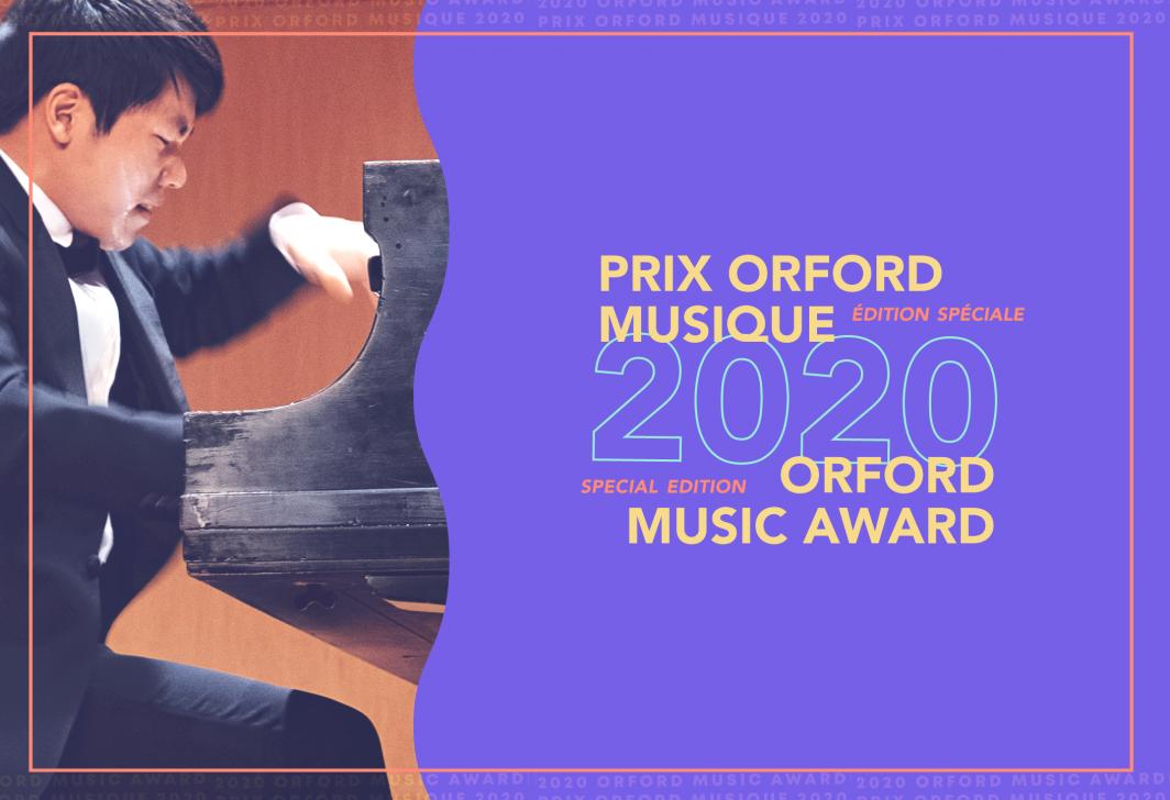 Orford Music Award 2020