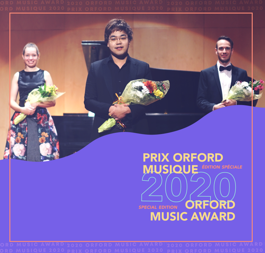 Prix Orford Musique 2020