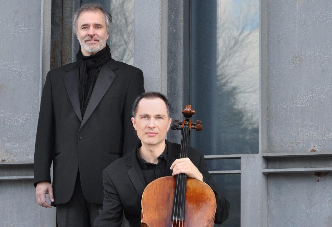 Yegor Dyachkov et Jean Saulnier à Orford Musique