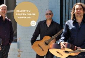 Montreal Guitar Trio - Broadcast