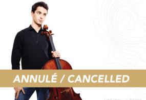 Cancelled - Stéphane Tétreault Concert