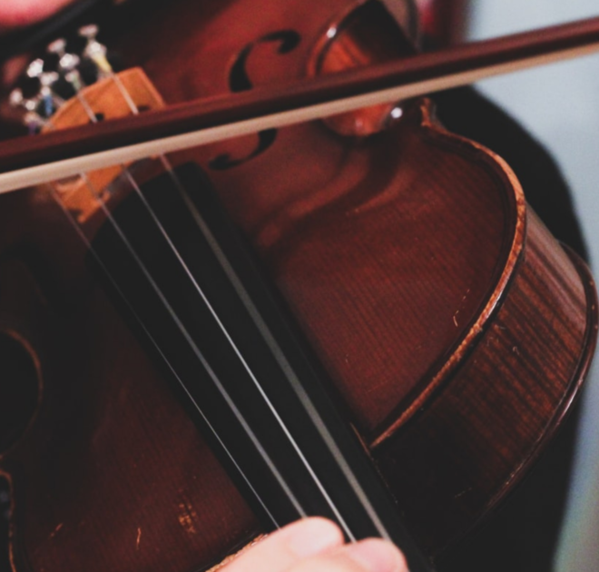 violon temoignage