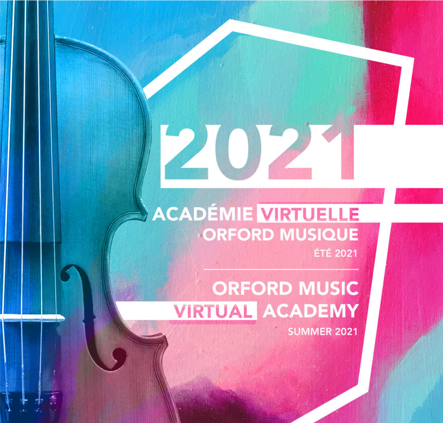 2021 Orford Music Academy - virtual