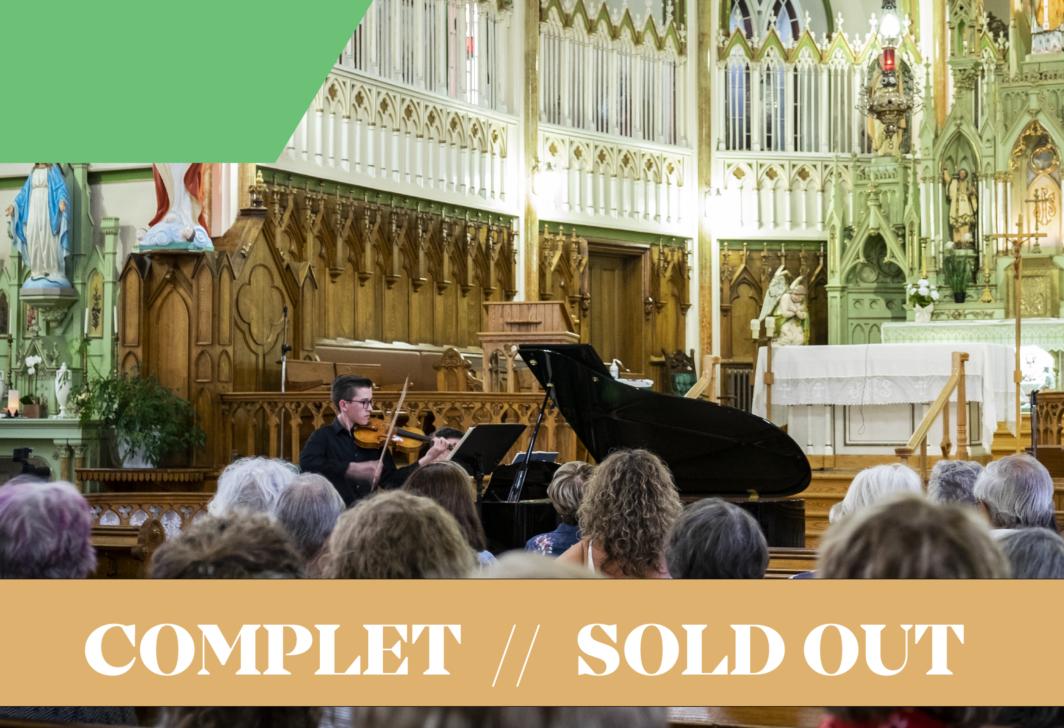 Festival Orford Musique 2021 présente la série de concerts gratuits Orford sur la route - COMPLET