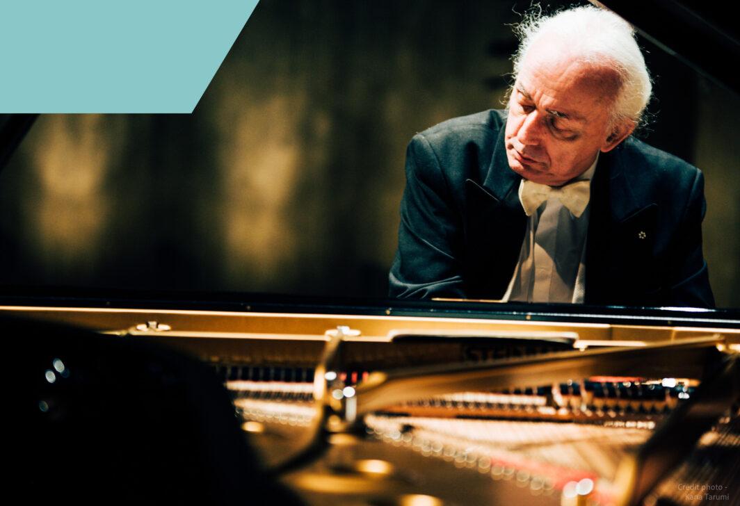André Laplante joue Mozart et Brahms
