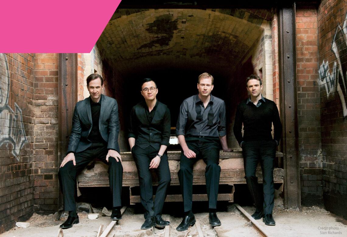Le Nouveau Quatuor à cordes Orford