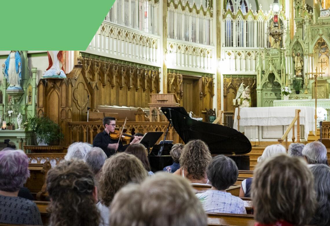 Festival Orford Musique 2021 présente la série de concerts gratuits Orford sur la route
