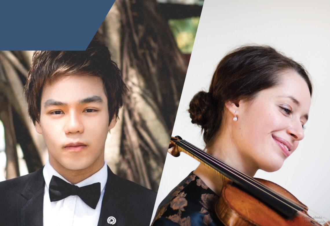 Virtuoses: Poom et Abby