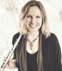 Lorna McGhee en conférence à l'Académie Orford Musique 2021