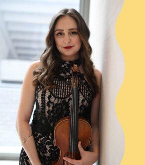 2021 Orford Music Award -  Julia Mirzoev